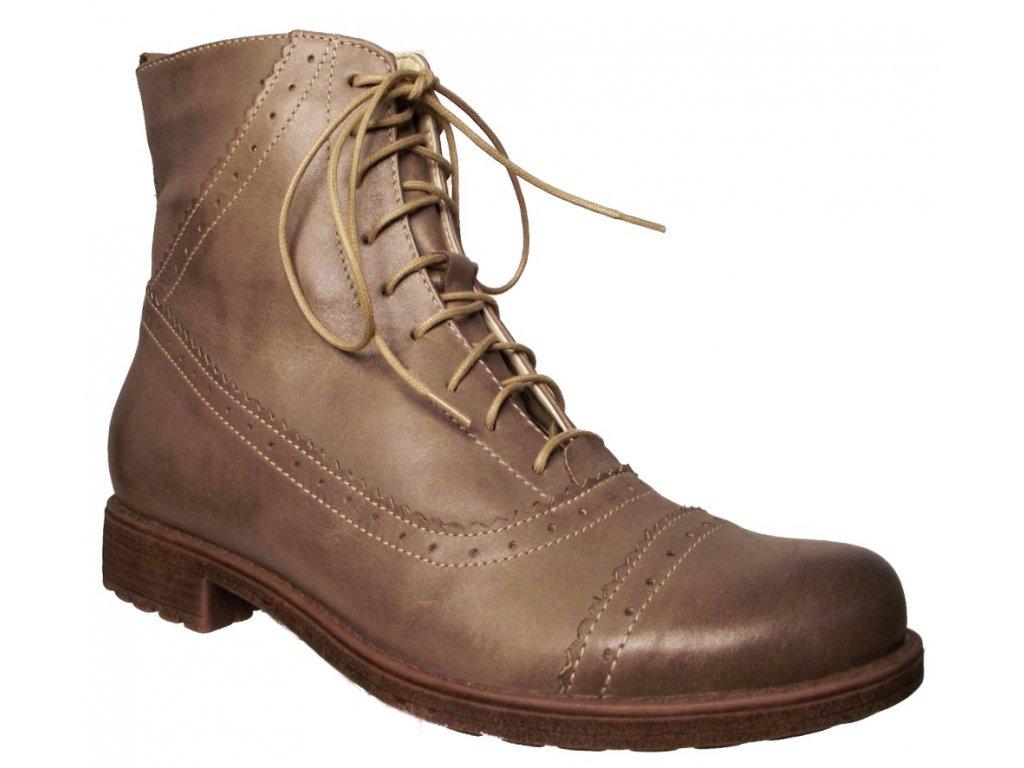 Dámské zimní kotníkové boty Barton 23513 - VLAPA.cz e2485a04332