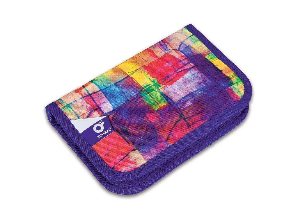 Školní penál Topgal CHI 755 veselé barvičky