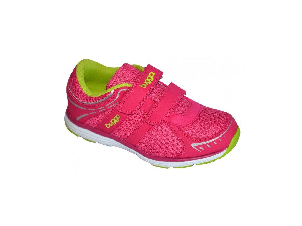Dětská sportovní obuv Bugga B00121-03 růžová - VLAPA.cz cda6c7c760