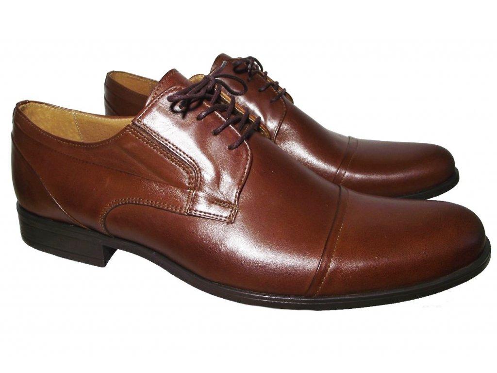 Pánská společenská obuv Barton 0523