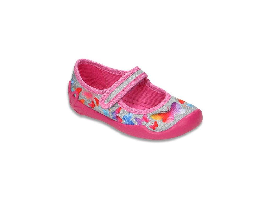 Dětské textilní bačkůrky Befado 114x255 - VLAPA.cz f0b8bbc235