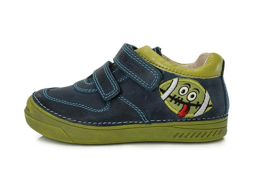 Dětské celoroční boty Fare Bare 5212211 modré - VLAPA.cz 54f2cc2c34