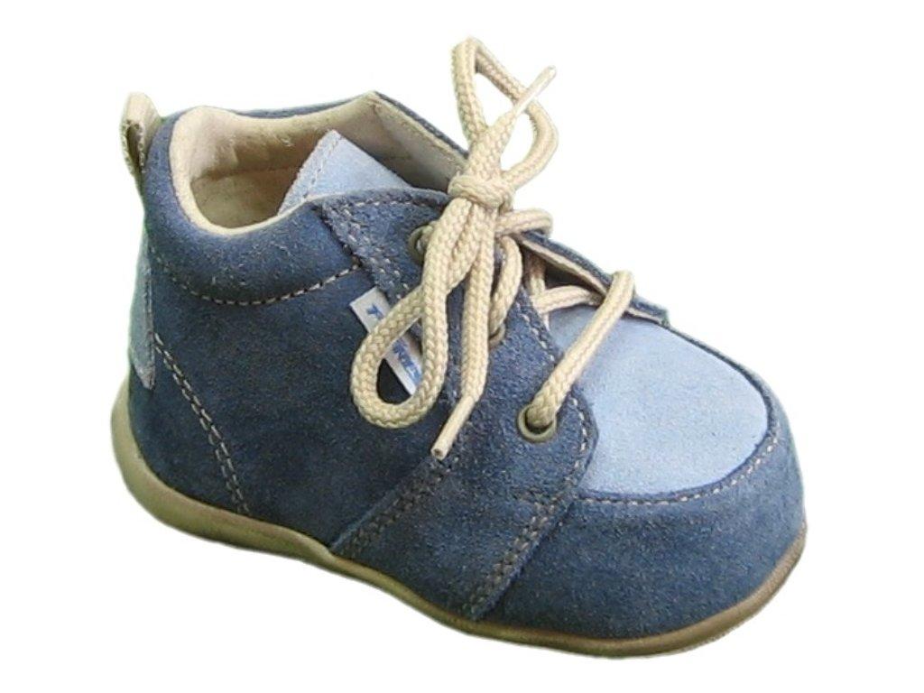 Dětské capáčky Pegres 1092 modrá