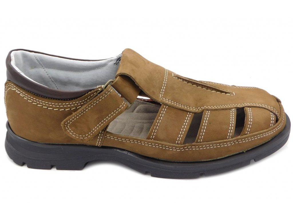 ... Pánská letní obuv Redno 1902 světle hnědá. DSCI2003 82d8791dbc