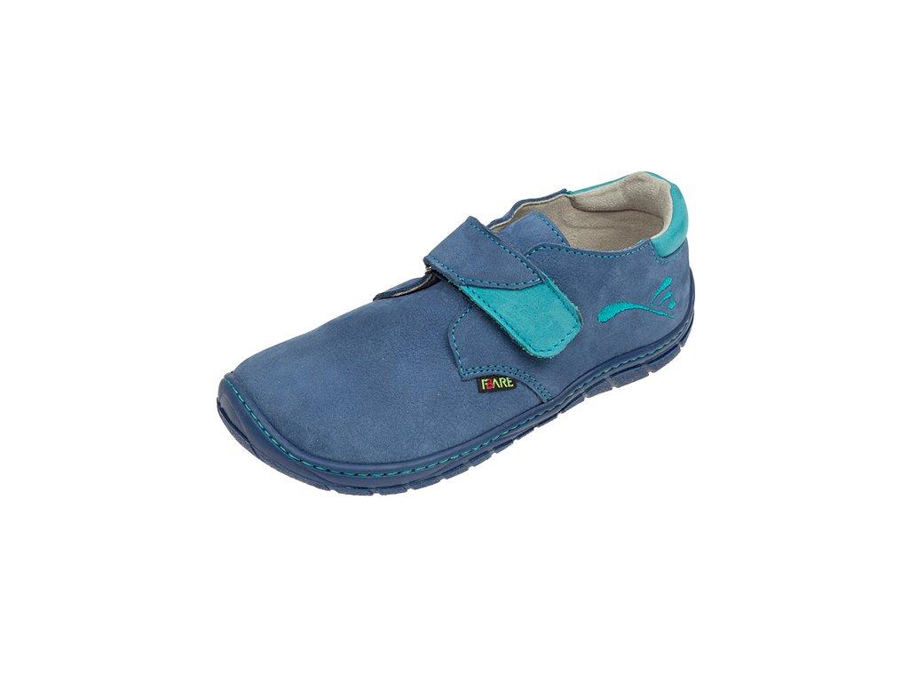 6f99007a685 Dětské celoroční boty Fare Bare 5212211 modré - VLAPA.cz