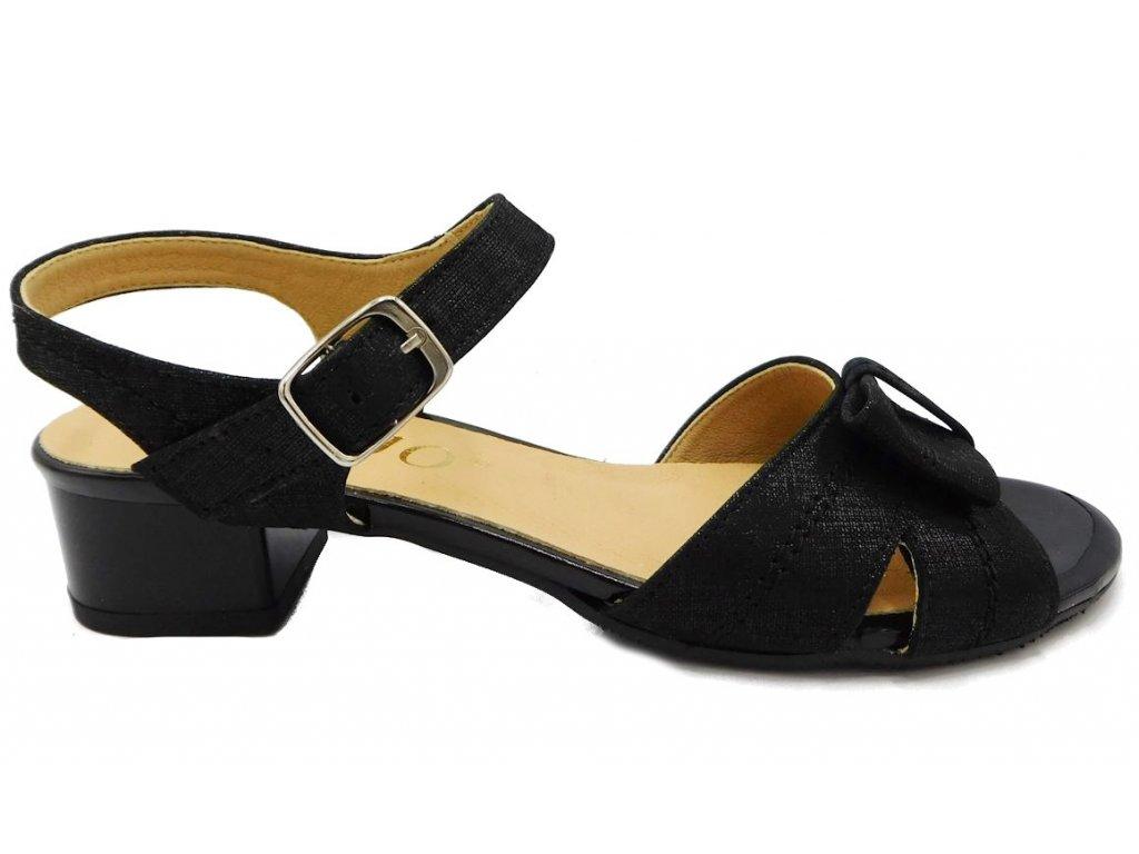 fe571081bd9 ... Dámská společenská obuv Hujo J 3415 černá. DSCI3171