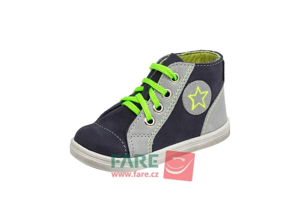 Dětské celoroční kotníkové boty Fare 2151261