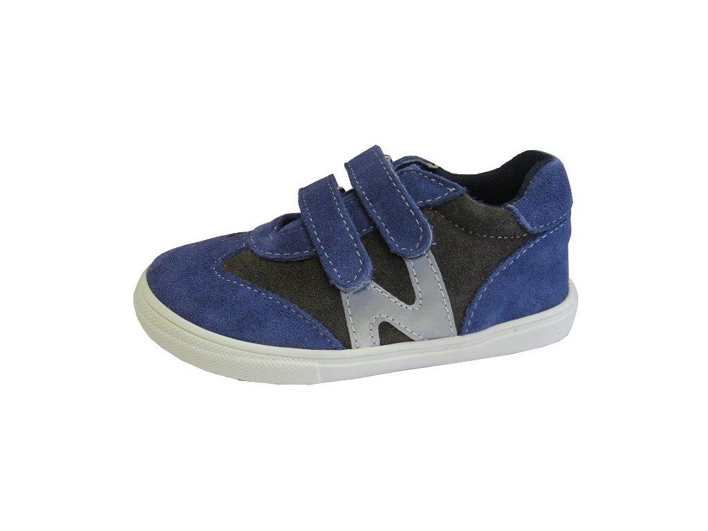 Dětské celoroční boty Jonap 053S modré