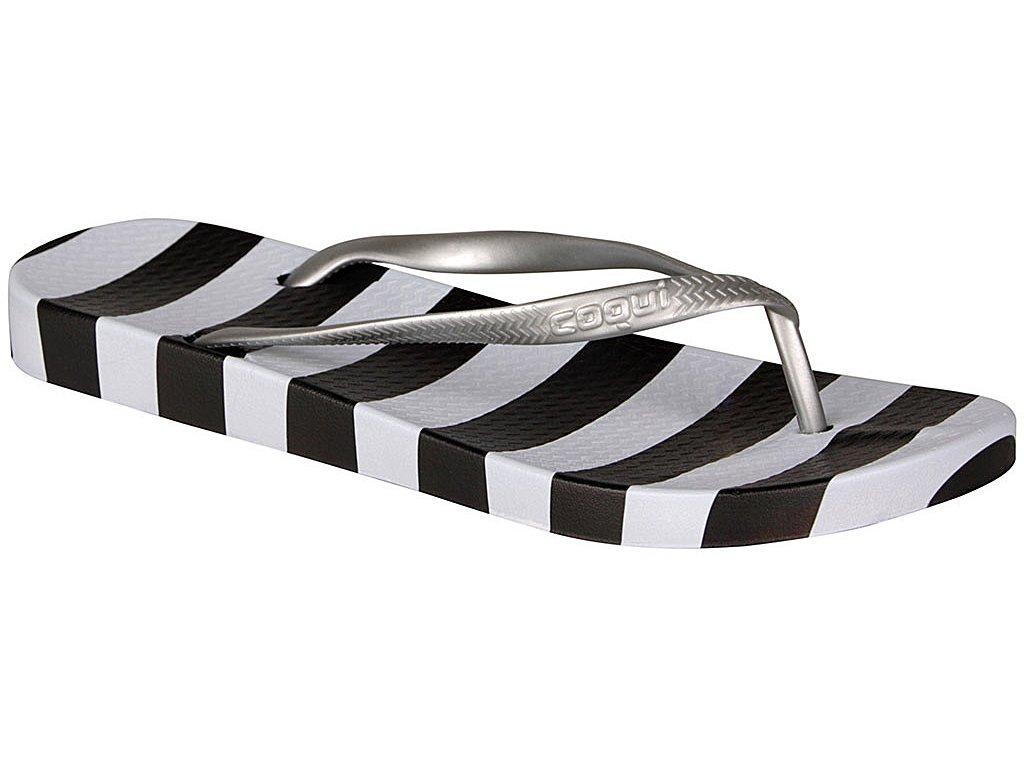 6578 coqui 1327 kaja printed black white dots and stripes 001