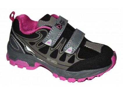 Dětská sportovní obuv Bugga B00119-03 růžová