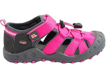 Dětské sportovní sandály Bugga B00159 růžové