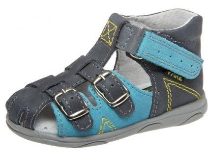 Dětské letní sandálky Fare 568105 modré 73df6e45cc