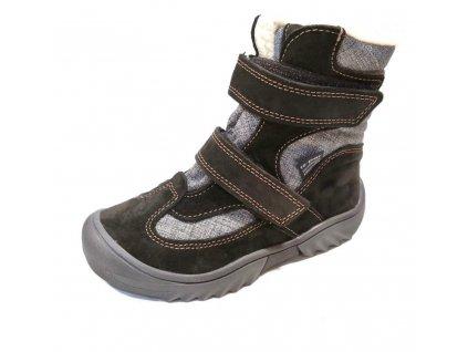 Dětské zimní boty Jonap 024 černé