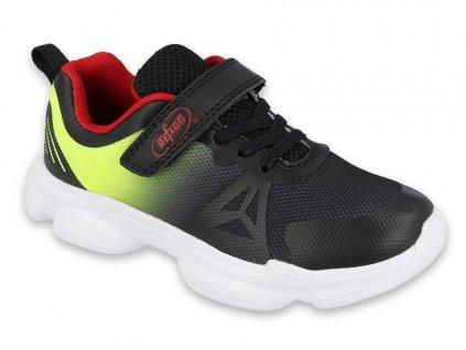 Dětské sportovní tenisky Befado 516x057 černé