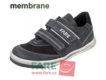 Dětské celoroční boty Fare 2615112 černé