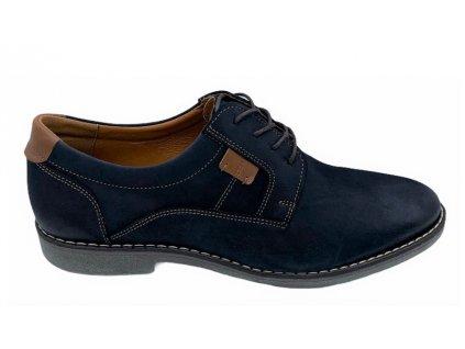 Pánská celoroční obuv Barton 0702 modrá