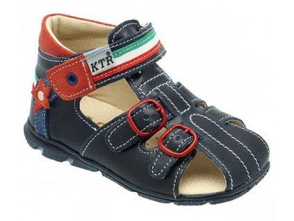 Dětské letní sandálky KTR 141 modré