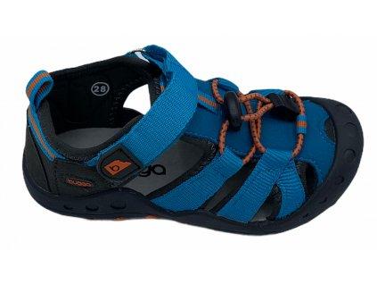 Dětské sportovní sandály Bugga B00164 modré
