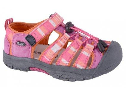 Chlapecké letní sandálky Fare 1761311 černé. Skladem. 994 Kč. Detail ·  Dětské sportovní sandály Bugga B00094 růžové 0ebcdcc3dc