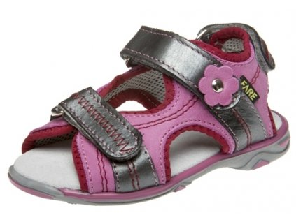 Dětské letní sandálky Fare 766153 růžové 91fe233a3c