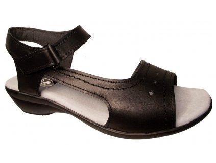 Dámské sandály Redno 096 032 černé