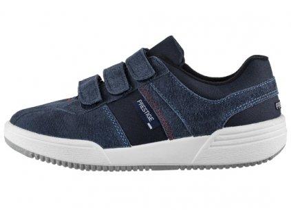 Celoroční obuv Prestige Denim modrá