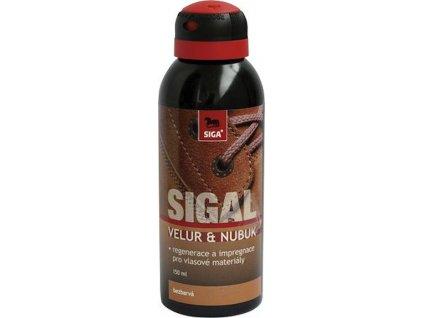 Sprej Sigal velur - nubuk 150 ml