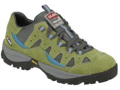 Treková obuv Olang Sole.Tex zelená