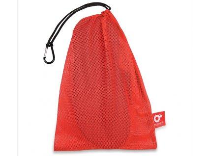 Červený pytlík na přezůvky Topgal