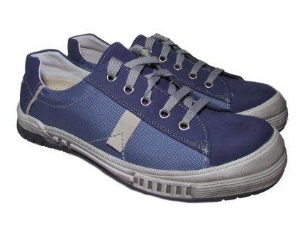 Chlapecké celoroční boty Essi S 1781 modré