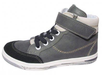 Dětské celoroční boty Jonap 028 šedé
