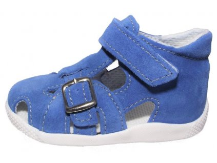 Dětské sandálkové capáčky Jonap 009 modré