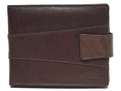 Pánská kožená peněženka Lagen V-98