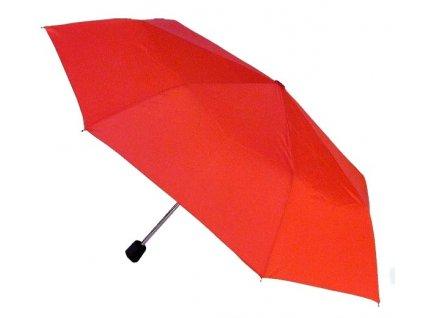 Dětský skládací deštník Viola 3095 červená