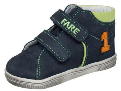 Dětské celoroční kotníkové boty Fare 2127205 modré
