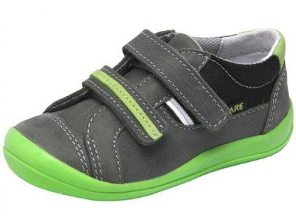 Dětské celoroční  boty Fare 812161 šedé