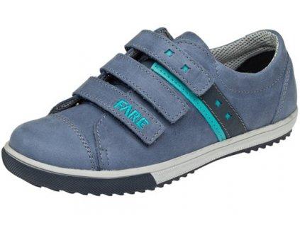 Chlapecké celoroční boty Fare 2617103 modré
