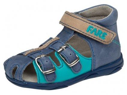Dětské letní sandálky Fare 568107 modré