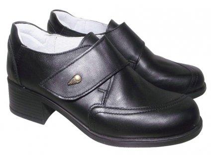 Dámská celoroční obuv Redno 096 006 černá c5e7c4c9de