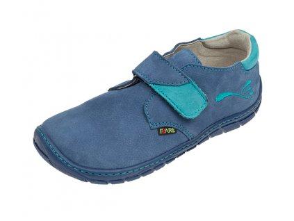 Dětské celoroční boty Fare Bare 5212211 modré
