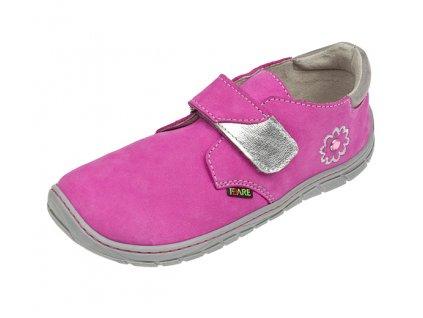 Dětské celoroční boty Fare Bare 5212261 růžové
