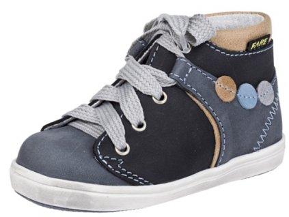 ecb6c19a987 Dětské celoroční kotníkové boty Fare 2126163 modré
