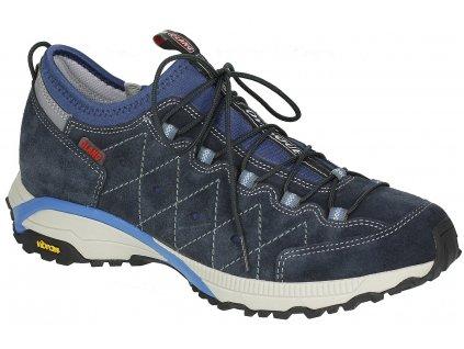 Pánská treková obuv Olang Ghibli modrá