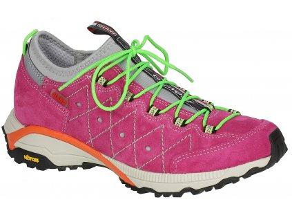 Dámská treková obuv Olang Ghibli růžová