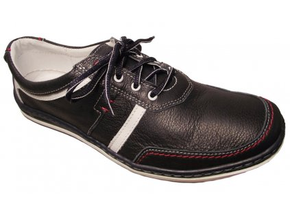 Pánská vycházková obuv Hujo 580 modrá