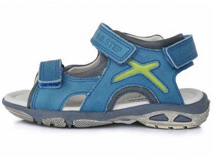 Dětské letní sandálky D.D.step AC290-7029 modré