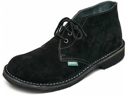 Dámská celoroční obuv Flexiko Sabath černá
