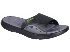 Pánské pantofle Coqui Melker černé