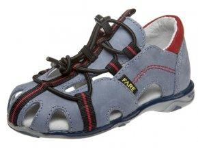 Dětské letní sandálky Fare 764101 modré