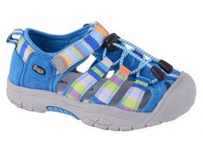 Dětské sportovní sandály Bugga B00092 modré
